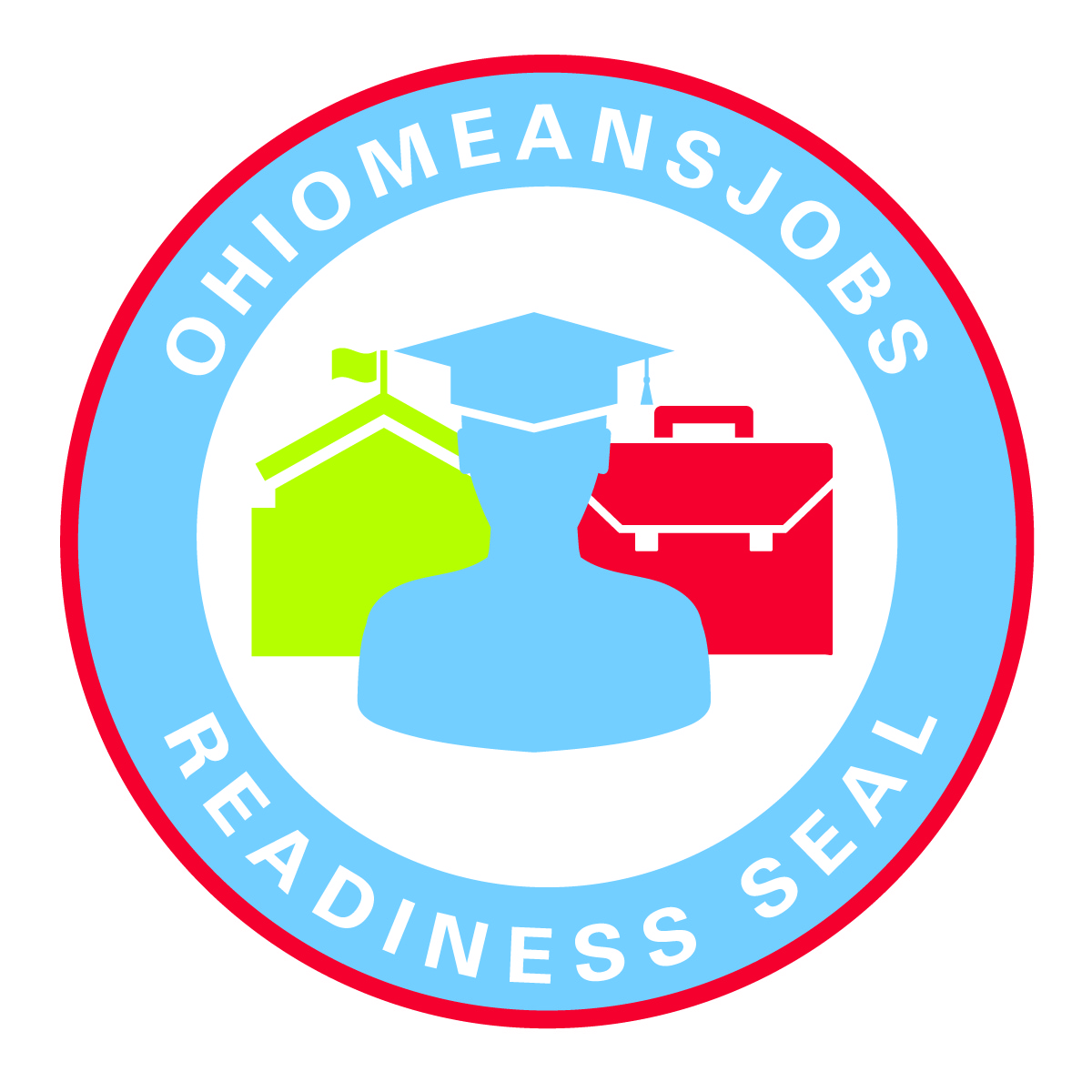 Ohio Mean Jobs Readiness Seal